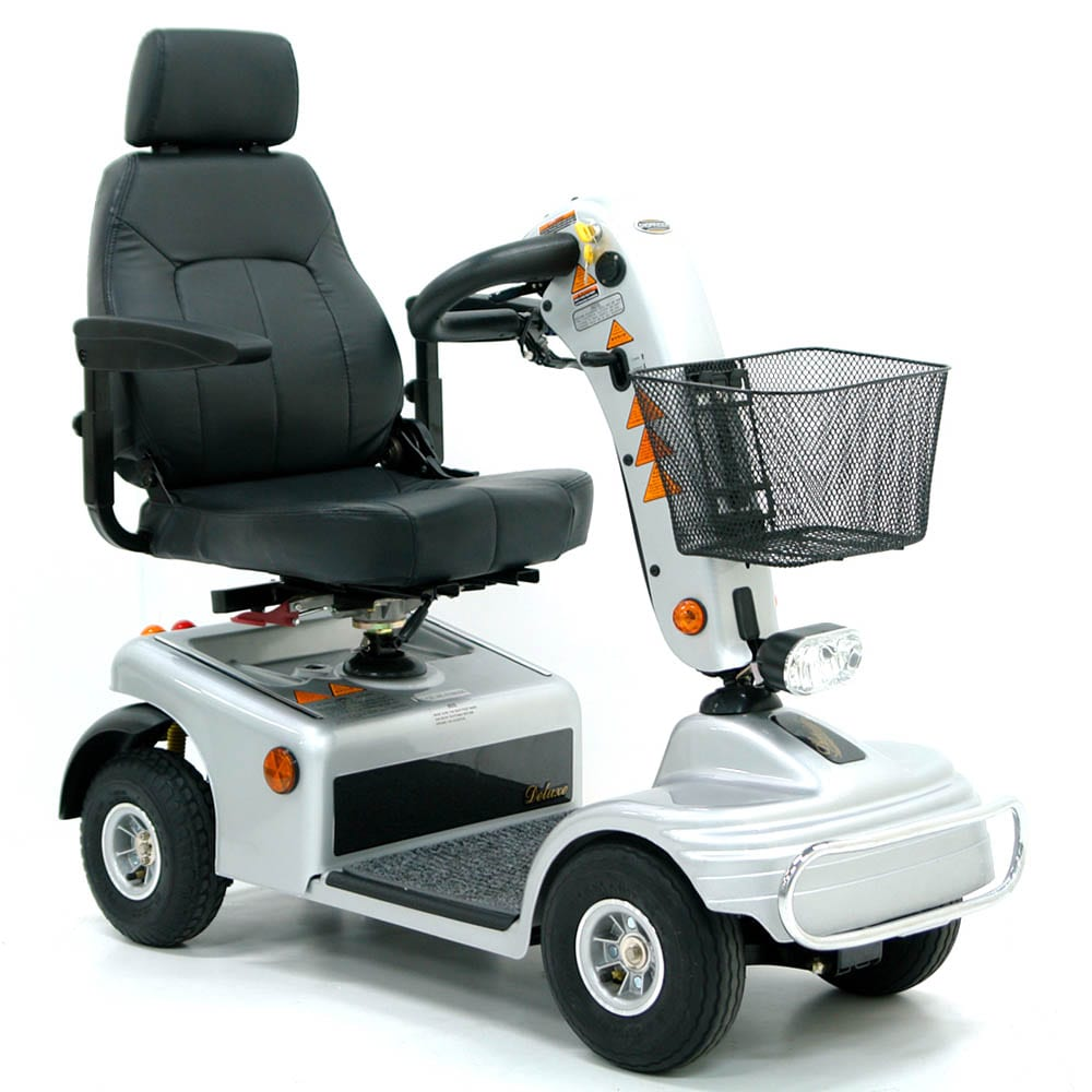 Elektromobile Shoprider Norderney