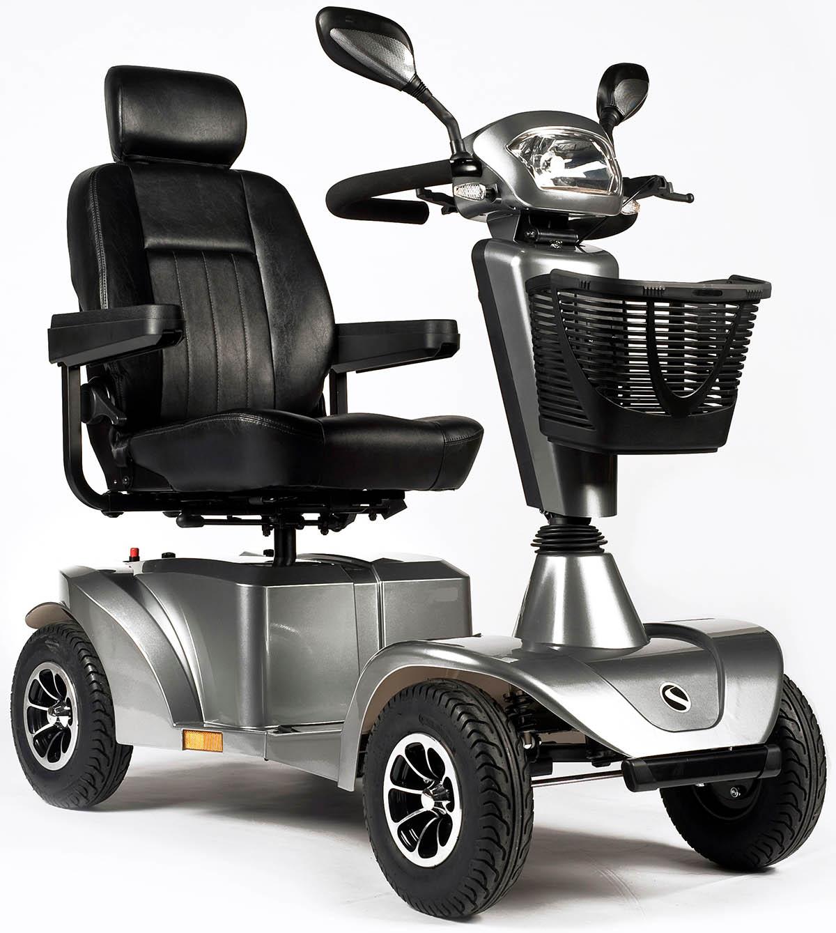 Elektromobile Sterling Rona silber